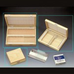 スライドグラスボックス 木製