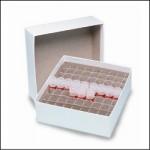 紙製 クライオバイアルフリーズボックス